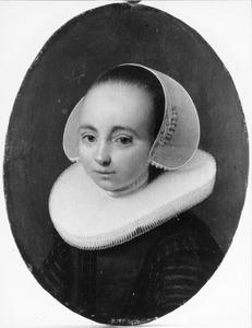 Portret van een jonge vrouw of meisje