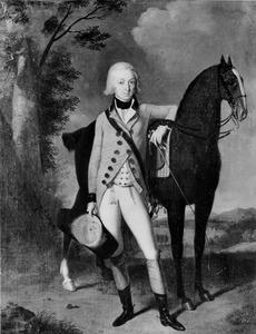 Portret van Coenraad Willem Sloet van Tweenyenhuizen en Bredenhorst (1767-1849)