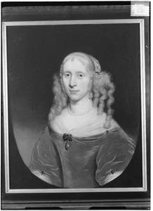Portret van een vrouw, mogelijk Agatha Croonen (?-1712)