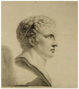 Portretbuste van Napoleon Bonaparte