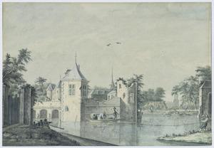 Kasteel Rijnestein bij Utrecht