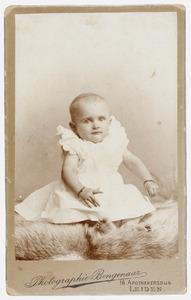 Portret van Anna Slegtkamp (1898- )