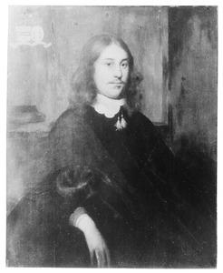 Portret van Hartogh van Moerkerken (1622-1694)
