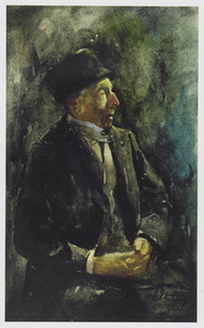 Portret van Jef Mommen