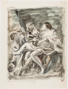 Naar: Simon Vouet (1590-1646) 'Les filles de Loth'