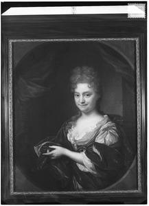 Portret van Johanna Maria de Raedt