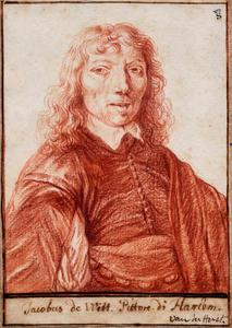 Vermoedelijk portret van de schilder Jacob de Wet I