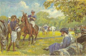 Polo op Hurlingham