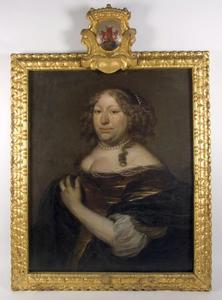 Portret van Margaretha Tortarolis (1627-1681)