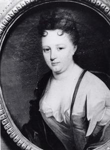 Portret van Elisabeth van Diest (?-1711)