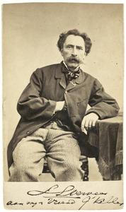 Portret van Salomon Leonardus Verveer (1813-1876)