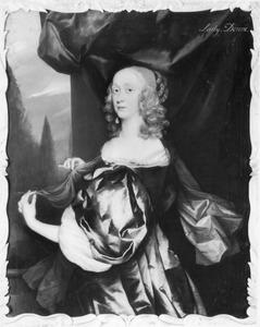 Portret van Elizabeth Murray, Lady Tollemache, later Countess of Dysart en Duchess of Lauderdale (1626-1698)