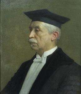 Portret van Christiaan Eijkman (1858-1930)