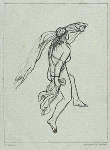 Dansende menade
