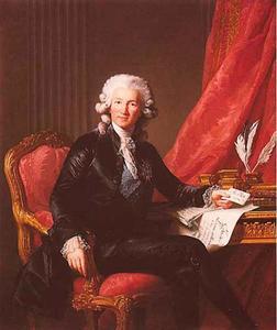 Portret van Charles-Alexandre de Calonne (1734-1802)