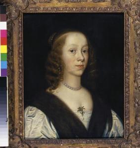 Portret van Catherine Spencer