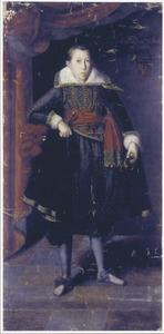 Portret van Ernst Löbl Freiherr auf Greinsburg (?-?)
