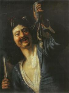 Man met haring