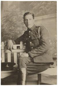 Portret van James Donkersloot (1894-...)