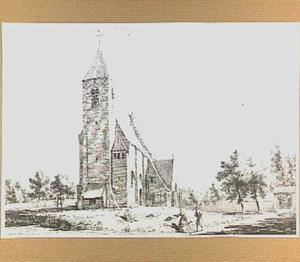 De hervormde kerk te Dreumel