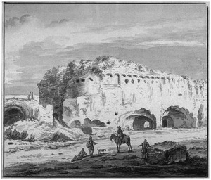 Ruïne van kasteel Heusden?