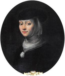 Portret van Maria Ovens