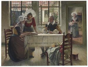 Nederlands interieur