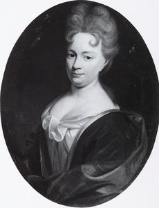 Portret van waarschijnlijk Cornelia van Leeuwen (1675-1753)