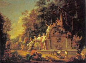 Feest van Bacchus (Bacchanalia)