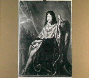 Portret van Philippe de Bourbon, duc de Chartres (1674-1723)