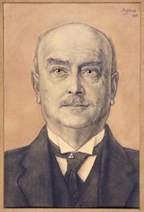 Portret van Aert van der Goes van Naters (1863-1929)
