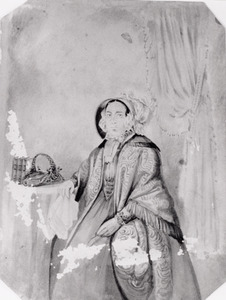 Portret van Maria Georgina Pfeiffer (1797-1863)