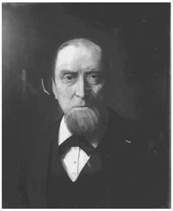 Portret van Hendrik Rozema
