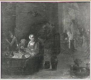 Bijeenkomst van heksen en gedrochten