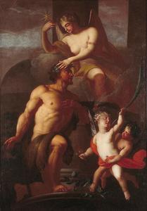 De apotheose van Hercules