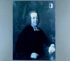 Portret van Jacobus Groot Hinlopes (1723-1803)