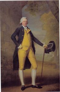 Portret van generaal Gabriel Christie