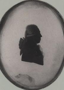 Portret van Willem Carel Vosmaer (1749-1818)