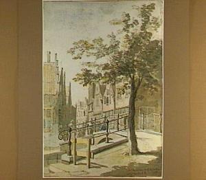 Het Begijnenhof te Dordrecht