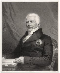 Portret van Cornelis Felix van Maanen (1769-1846)