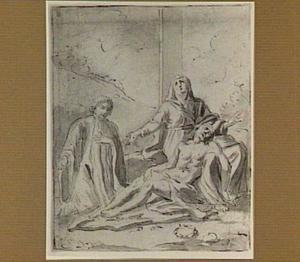 Pietà en de H. Johannes