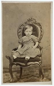 Portret van Cornelia Johanna Tilanus (1861-1956)