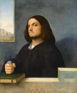 Portret van een Venetiaan
