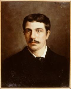 Portret van Louis Ernst Clement Gustave Wertheim Aijmes (1856-1828)
