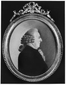Portret van Daniel Crommelin (1707-1789)
