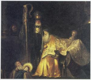 Simeon in de tempel