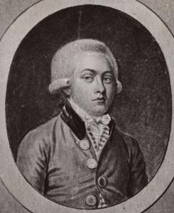 Portret van Jean d' Ablasof