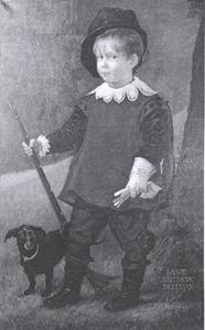 Portret van Balthasar Deelman (1992- )