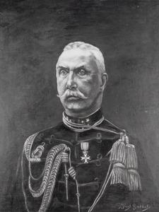 Portret van Lodewijk David Cornelis de Lannoy (1858-1922)