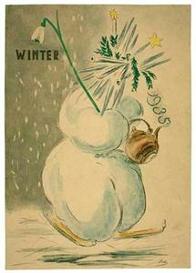 Seizoenenkalender: winter
